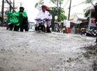 Tin tức - Chiều tối nay, TP. Hồ Chí Minh vẫn có thể mưa to, ngập nặng