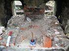 Tin trong nước - Lăng mộ mẹ vua Dục Đức bị đào phá để tìm kho báu?