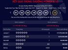 Tin tức - Kết quả xổ số Vietlott hôm nay 23/11: Giải Jackpot lại tìm thấy chủ