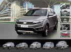 Tin tức - Ra mắt xe ô tô 4 chỗ của Triều Tiên