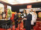 Tin tức - Cử hành Lễ truy điệu và an táng nguyên Thủ tướng Phan Văn Khải