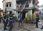 Tin tức - Cháy nhà giữa trung tâm Đà Lạt, cụ bà 75 tuổi may mắn thoát thân