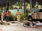 Tin tức - TP.HCM: Nguyên nhân khiến tài xế tông hàng loạt xe máy ở Q1