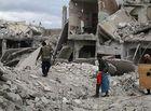 """Tin tức - IS chạy khỏi thủ đô Syria sau """"cơn mưa"""" hỏa lực"""