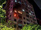 Tin tức - Cháy lớn tại chung cư Vinaconex, cư dân hoảng loạn tháo chạy trong đêm