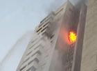 Tin tức - Hà Nội: Cháy tầng 18 chung cư Fodacon, hàng trăm người hoảng loạn tháo chạy