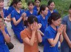 Tin trong nước - Nghệ An: Đề nghị công an vào cuộc vụ nhiều giáo viên mầm non quỳ gối trước xe cán bộ