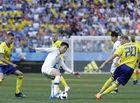 Tin tức - Trực tiếp Thụy Điển - Hàn Quốc 1 - 0: Bàn thắng giải tỏa bế tắc từ chấm 11m