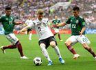 Tin tức - World Cup 2018: Đương kim vô địch Đức bại trận trước Mexico