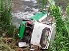 Tin tức - Tin tức mới nhất vụ tai nạn trên đèo Lò Xo: 5 người đã được xuất viện