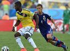 """Tin tức - Trực tiếp Colombia - Nhật Bản: Ngang sức ngang tài, khó khăn chờ đợi """"Samurai xanh"""""""