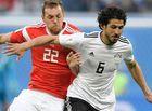 Tin tức - Salah thi đấu, Ai Cập vẫn nhận thất bại trước tuyển Nga