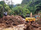 Tin tức - Ít nhất 10 người chết, 10 người mất tích do mưa lũ ở Lai Châu