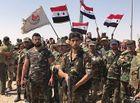 Tin thế giới - Khoảnh khắc kinh hoàng 3 tướng Syria tử trận vì trúng đạn pháo của phiến quân