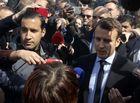 Tin thế giới - Văn phòng tổng thống Pháp tái cơ cấu do vụ vệ sĩ hành hung người biểu tình