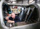 """Tin thế giới - Cận cảnh nhà máy sản xuất """"sát thủ diệt hạm siêu thanh"""" Tu-22M3M của Nga"""