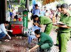 Tin tức - Trích xuất camera, truy bắt nghi can dùng búa sát hại 2 cha con ở Sài Gòn