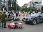 Tin tức - Nữ tài xế xe sang BMW gây tai nạn liên hoàn ở Hà Nội