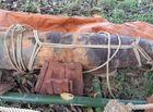 """Tin tức - Nghệ An: Phát hiện bom """"khủng"""" nặng 1 tấn, dài 1,8m"""