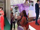 Tin tức - Thông tin bất ngờ về người phụ nữ đến phá đám cưới của cô dâu 61 và chú rể 26 tuổi
