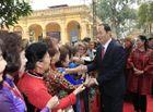 Tin tức - Ninh Bình mãi tự hào về người con ưu tú - Chủ tịch nước Trần Đại Quang