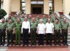 Tin tức - Chủ tịch nước Trần Đại Quang với sự nghiệp bảo vệ an ninh, trật tự