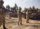 Tin thế giới - 14 bộ đội biên phòng Iran bị bắt cóc trên biên giới Pakistan