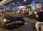 Tin tức - Hiện trường vụ nữ tài xế BMW say xỉn đâm 5 xe máy ở Sài Gòn
