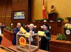 Tin tức - Trực tiếp: Chủ tịch nước tuyên thệ nhậm chức