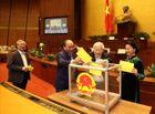 Tin tức - Quốc hội bầu Chủ tịch nước bằng hình thức bỏ phiếu kín