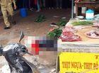 Tin tức - Hé lộ nguyên nhân bất ngờ vụ cô gái bán đậu bị bắn chết giữa chợ