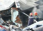 Tin tức - Hiện trường vụ cháy 3 cửa hàng tại Bình Dương: Phát hiện 1 thi thể trong đống đổ nát