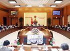 Tin tức - Khai mạc Phiên họp thứ 29 của Ủy ban Thường vụ Quốc hội