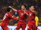Tin tức - Video: Bàn thắng mở tỷ số của Huy Hùng tại chung kết lượt đi AFF Cup 2018