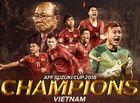 Tin tức - Báo nước ngoài đồng loạt ca ngợi chức vô địch AFF Cup và người hâm mộ Việt Nam