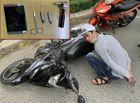 Tin tức - Truy tìm đối tượng trộm cắp xe máy tẩu thoát trong lúc bị đội trinh sát vây bắt