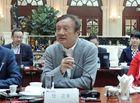 """Tin thế giới - Nhà sáng lập Huawei Nhậm Chính Phi lần đầu tiên hé lộ yêu cầu với  """"thái tử"""" kế vị"""