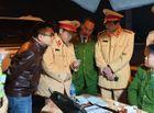 Tin trong nước - CSGT phát hiện tài xế container dương tính với ma túy trên cao tốc Pháp Vân- Cầu Giẽ