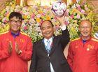 Tin tức - Thủ tướng gọi điện cho HLV Park Hang-seo, khích lệ đội tuyển Việt Nam trước trận tứ kết