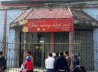 An ninh - Hình sự - Vụ cướp ngân hàng ở Thái Bình: Trưởng thôn bị chém vào tay khi lao ra chặn đầu xe