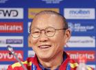 """Tin tức - HLV Park Hang-seo: """"Các cầu thủ Việt Nam sẽ chiến đấu không sợ hãi đến những phút cuối cùng"""""""