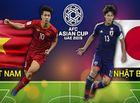 """Tin tức - Trực tiếp tứ kết Asian Cup Việt Nam-Nhật Bản: Bộ khung """"ngon"""", Công Phượng đá trung phong"""