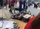 Tin trong nước - Nguyên nhân ban đầu vụ ô tô lao vào đoàn xe máy đi lễ hội khiến 8 người thương vong