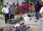 Tin tức - Vụ ô tô đâm đoàn xe máy khiến 1 người chết, 7 người bị thương: Tất cả nạn nhân đều là họ hàng