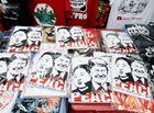 Tin trong nước - Cửa hàng tại Hà Nội bán áo in hình hai nhà lãnh đạo Mỹ-Triều hốt bạc triệu mỗi ngày
