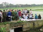 An ninh - Hình sự - Hé lộ nguyên nhân vụ 2 thanh niên tử vong dưới mương nước ở Bắc Giang