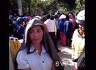 An ninh - Hình sự - Video: Vợ Bùi Văn Công tỉnh bơ kể việc phát hiện thi thể nữ sinh giao gà