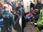 Tin trong nước - Nghi án nổ súng, cướp tiền ở chợ Long Biên: Thủ phạm đánh rơi 1 bọc tiền trong lúc trốn chạy?