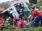 Tin thế giới - Lật xe buýt trở khách du lịch tại Bồ Đào Nha, gần 30 người thiệt mạng