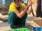 Pháp luật - Đồng Tháp: Công an bắt nghi phạm dùng xe máy vận chuyển 15 kg ma túy